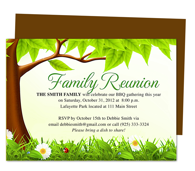 Celebration templates ready made printable designs for Free family reunion certificates templates